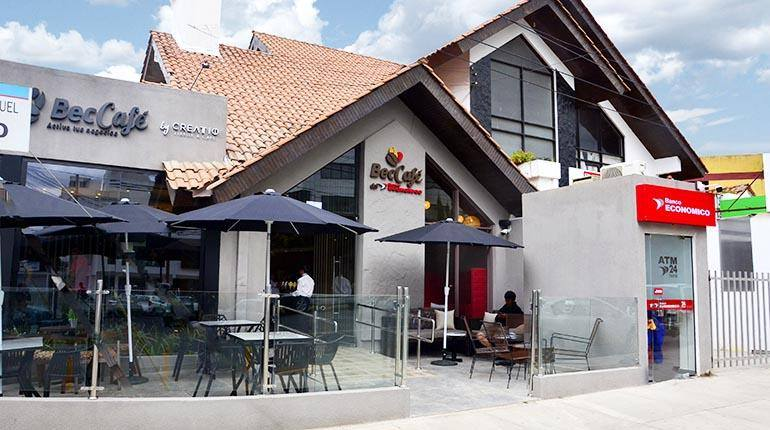banco económico - Bolivia: Banco Económico sigue los pasos de BCP y abre nueva cafetería
