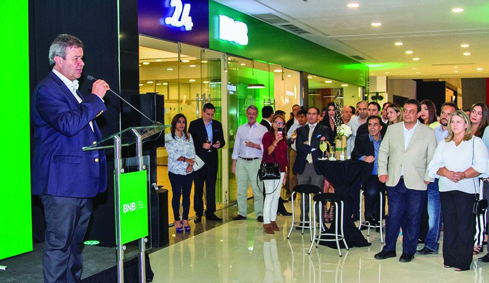 banco nacional de bolivia - Banco Nacional de Bolivia abre su primera agencia de experiencia digital