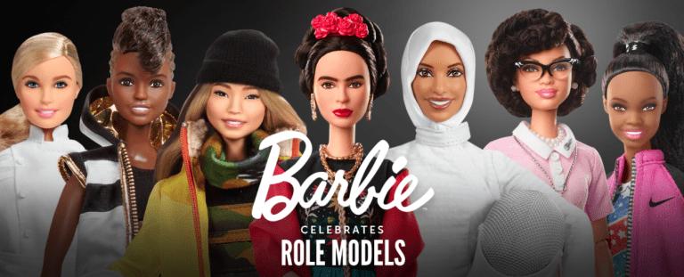 barbie mujeres inspiradoras - Mattel presenta la nueva Barbie de Frida Kahlo por el Día de la Mujer