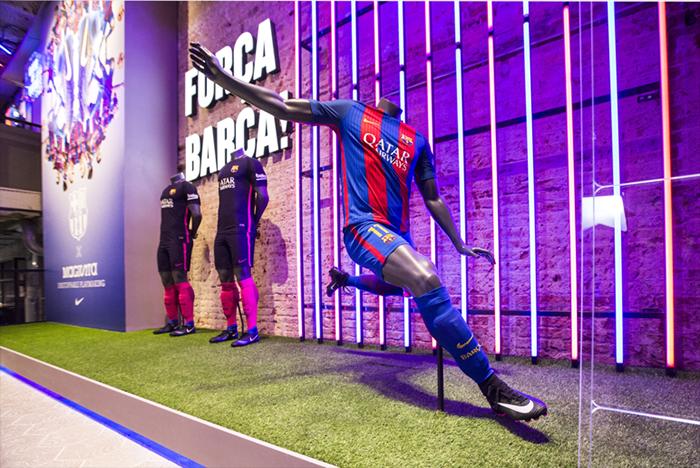 barcelona 6 Perú retail - El club español Barcelona abre dos 'pop up' en ciudades de Japón