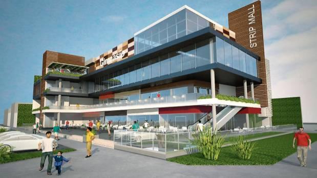 base image - Grupo chileno construirá pequeños malls en Perú