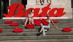 bata 1 248x144 - Bata mostró sus mejores diseños en el corazón de Milán