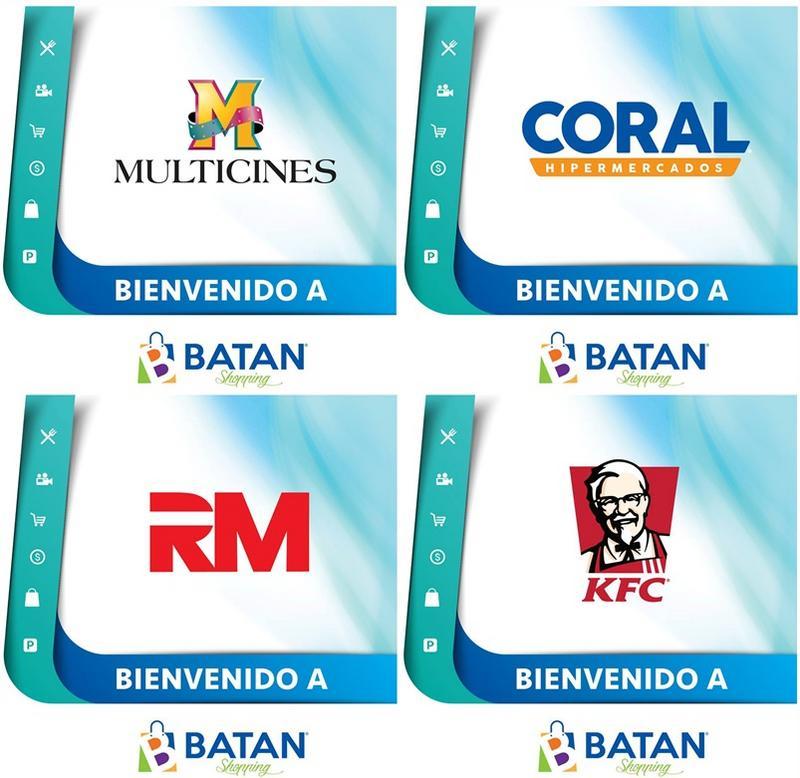 batan - Batán Shopping, el nuevo centro comercial que busca conquistar a los ecuatorianos