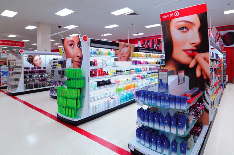 beauty at target - Target rediseña sus tiendas y pone foco en la categoría de belleza