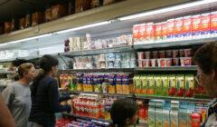 bebidas jugos supermercado