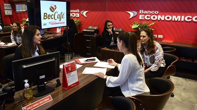 becafe - Bolivia: Banco Económico sigue los pasos de BCP y abre nueva cafetería