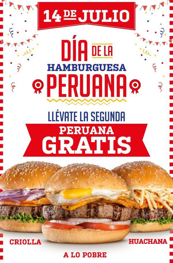 bembos hamburguesa peruana
