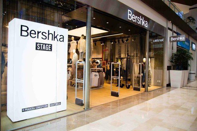 bershka inditex guatemala - Bershka abre su primera tienda en la ciudad colombiana de Cali