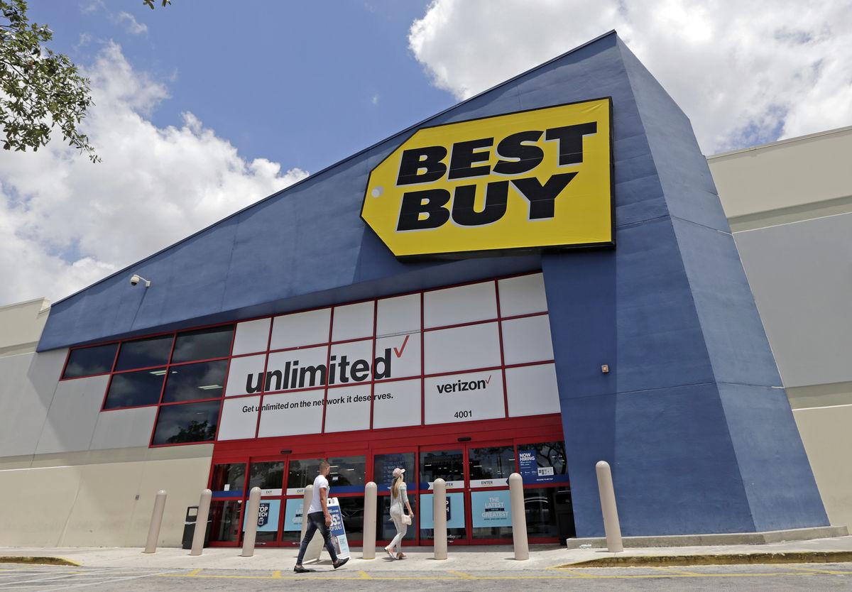 best buy store - La nueva estrategia de crecimiento de Best Buy hacia el 2020