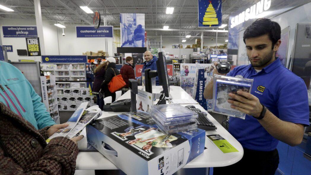 best buy - Best Buy y Amazon se asocian para vender televisores inteligentes