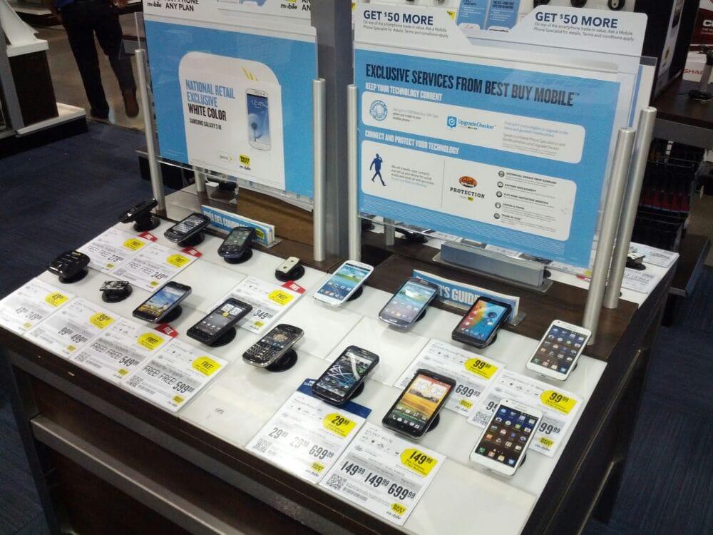 best - Best Buy Mobile cerrará 250 locales en EE.UU.