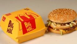 big macs mcdonald's
