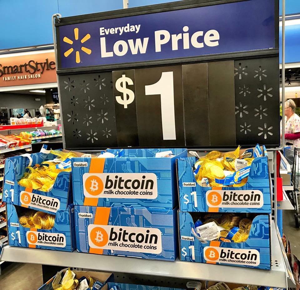 bitcoins walmart - ¿Por qué Walmart quiere una criptomoneda?
