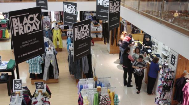black friday ecuador - Ecuador se prepara para su próximo Black Friday