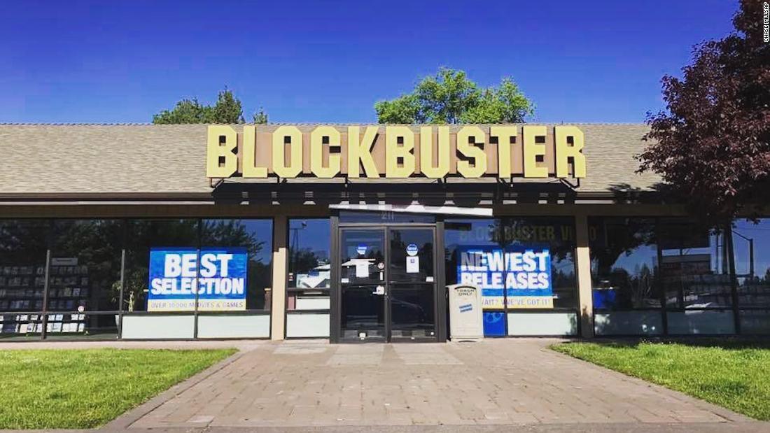 blockbuster - Solo queda un Blockbuster en el mundo que no planea cerrar