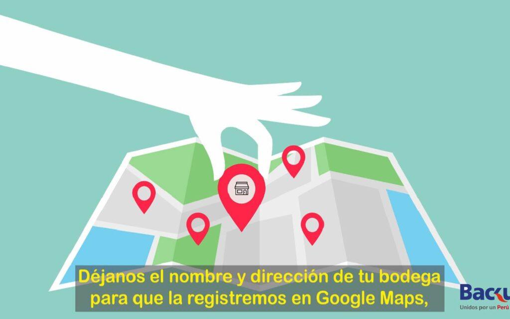 bodega google maps 5 perú retail 1024x641 - Perú: ¿Tienes una bodega? Así podrá aparecer en el Google Maps de los usuarios