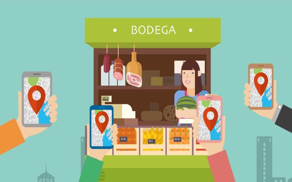 bodega google maps perú retail 1024x639 - Bodegas del Perú contarán con su propia aplicación de geolocalización