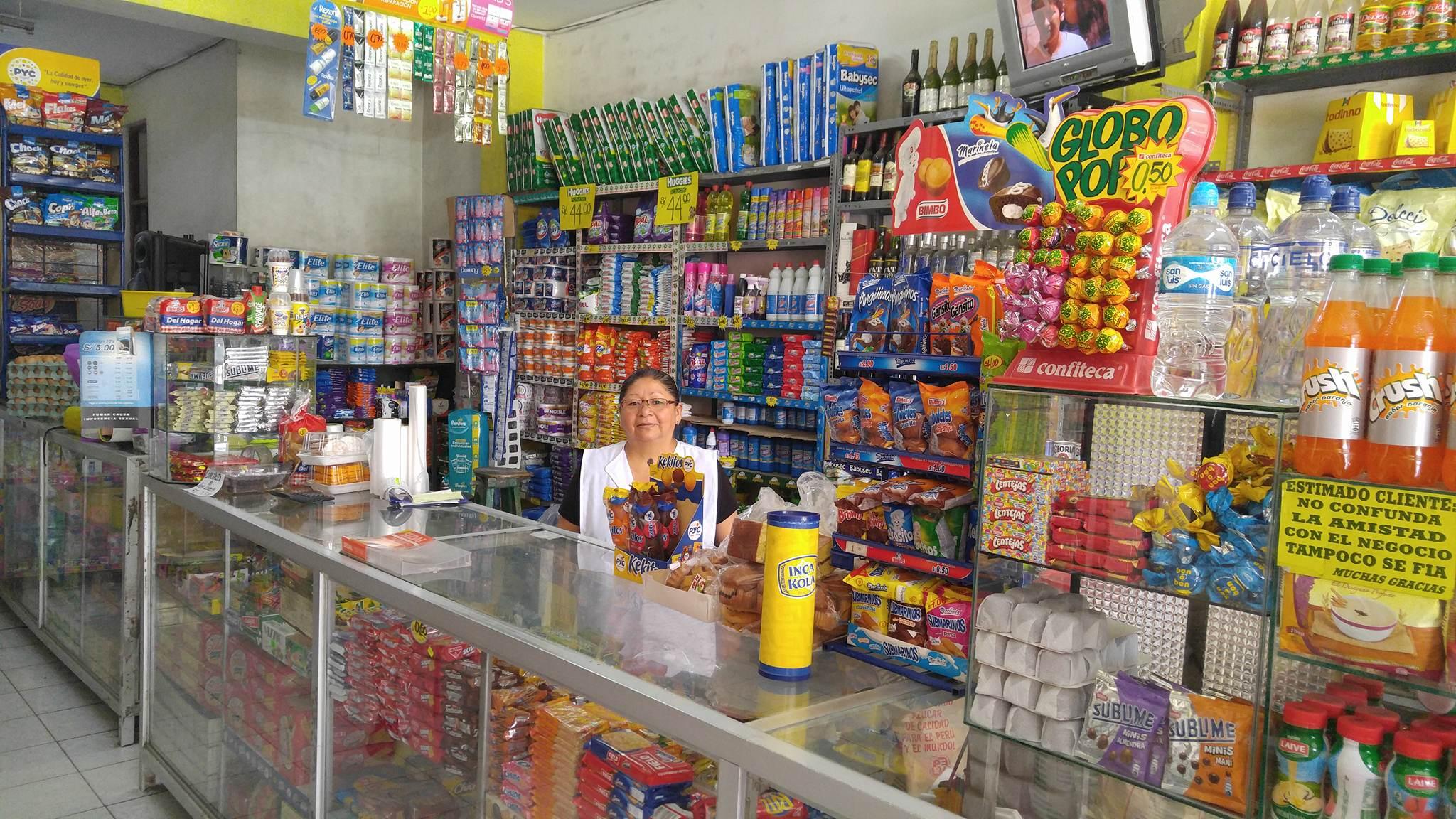 bodega lima 1 - Ley del Bodeguero elevará competitividad de Mypes en sector minorista