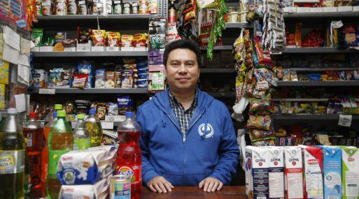 bodega 9 3 17 - Los hogares peruanos se han refugiado en el consumo básico durante el primer semestre