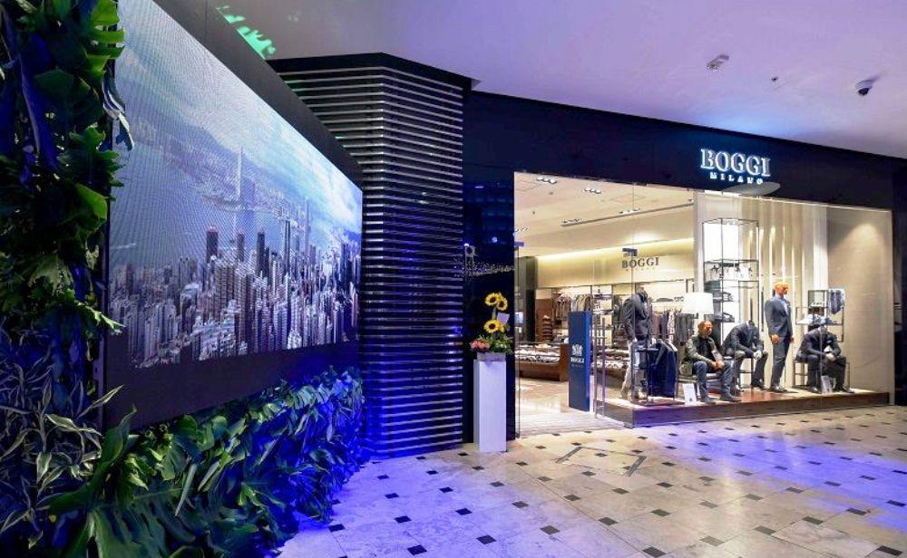 boggi milano 1 local - Boggi Milano abrió en Perú su primera tienda en Latinoamérica