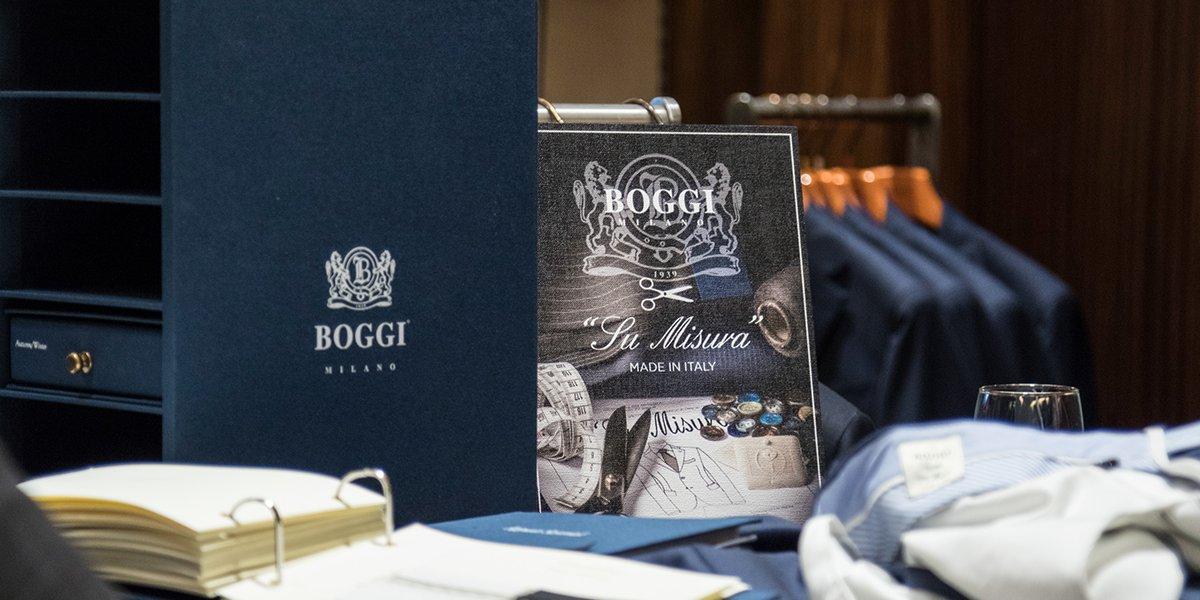 boggi milano 1 - Boggi Milano abrió en Perú su primera tienda en Latinoamérica