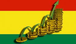 bolivia eco 248x144 - Bolivia: PBI creció 4.04% en tercer trimestre de 2018 y pobreza extrema se reduce
