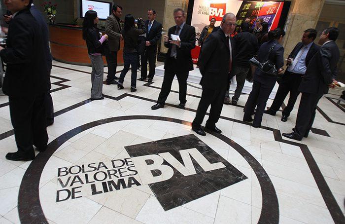 bolsa de valores - A pesar de las tensiones políticas, la Bolsa de Valores de Lima registra indicadores positivos