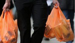 reduccion de bolsas de plastico