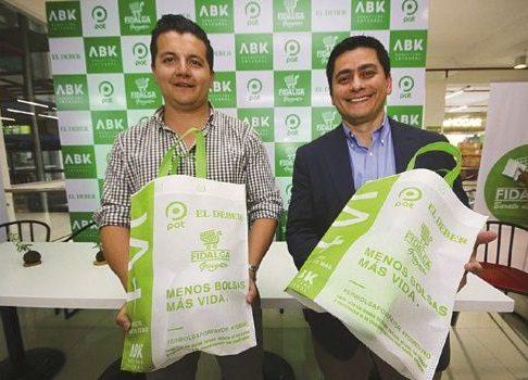 bolsas ecologicas - Bolivia: Se repartirán bolsas ecológicas en supermercados