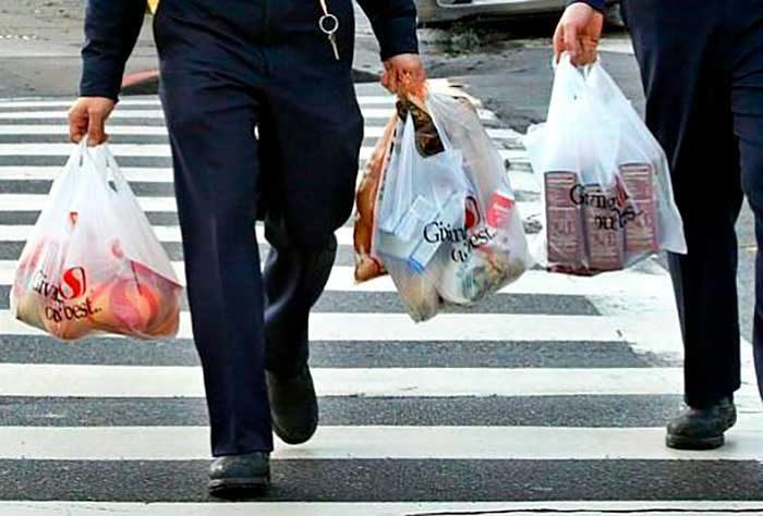 bolsas plástica sno usarlas - Perú: Este es el supermercado que dejará de entregar bolsas plásticas