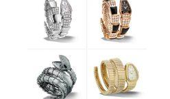 bolsos azure joya 248x144 - Bvlgari destaca en el mundo con su colección 'Serpenti'