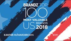 brandz us 2018 580x290 248x144 - Firmas tecnológicas lideran ránking de las 100 marcas globales más valiosas