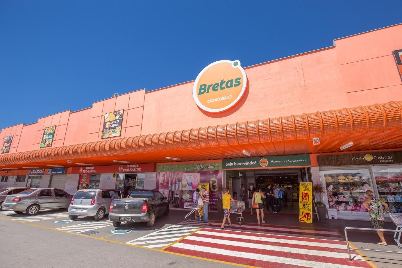 bretas 2 - Cencosud estaría analizando vender su operación en Brasil
