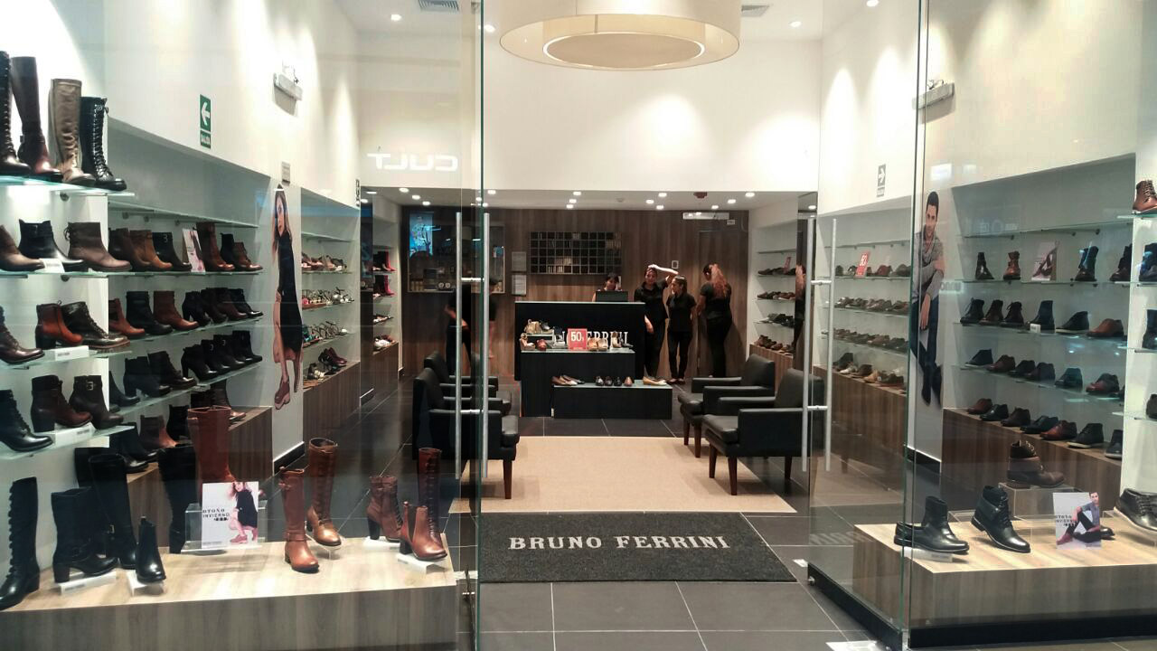 52b2d44465 Bruno Ferrini abre nuevo local en Mall del Sur | Perú Retail