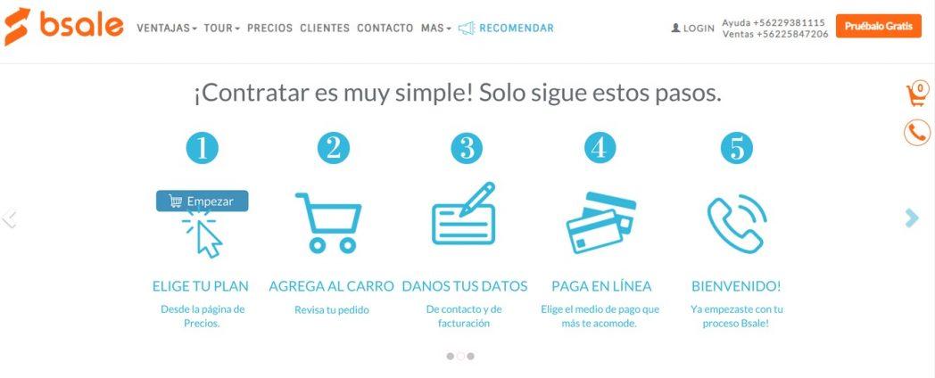 bsale 1 - Chile: Mercado Libre y Bsale se unen para impulsar las compras en línea