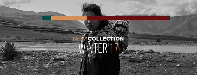 buckman peru - Firma brasileña Buckman exhibe prendas y paisajes peruanos en sus vitrinas
