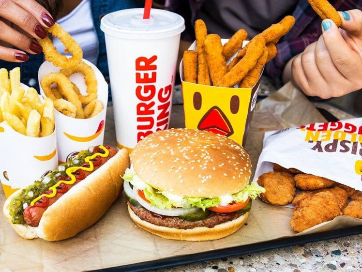 burger 1 - Burger King decide regalar canchita ante polémica que enfrentan salas de cine