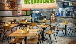 burger king 2 248x144 - Perú: Burger King inaugura su primer restaurante Garden Grill