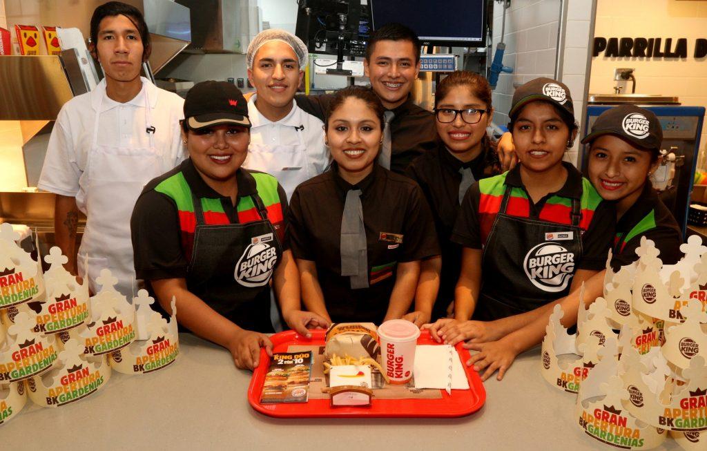 burger king lima 2 1024x653 - Perú: Burger King inaugura su primer restaurante Garden Grill