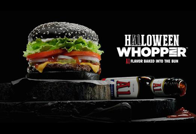 burger king pan negro - Burger King sigue innovando en el mercado europeo