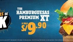 burger king peru