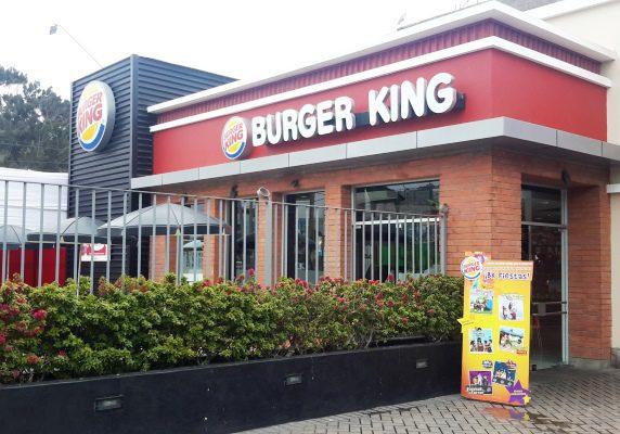 burger king - Municipalidad de Surco denuncia local de Burger King por discriminación