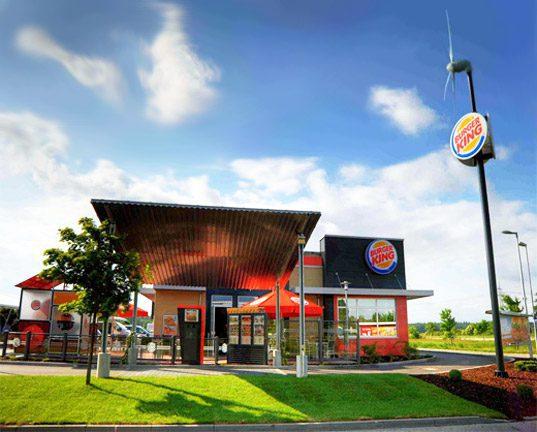burger king alemania - Reconocidas marcas de fast food continúan abriendo locales en España