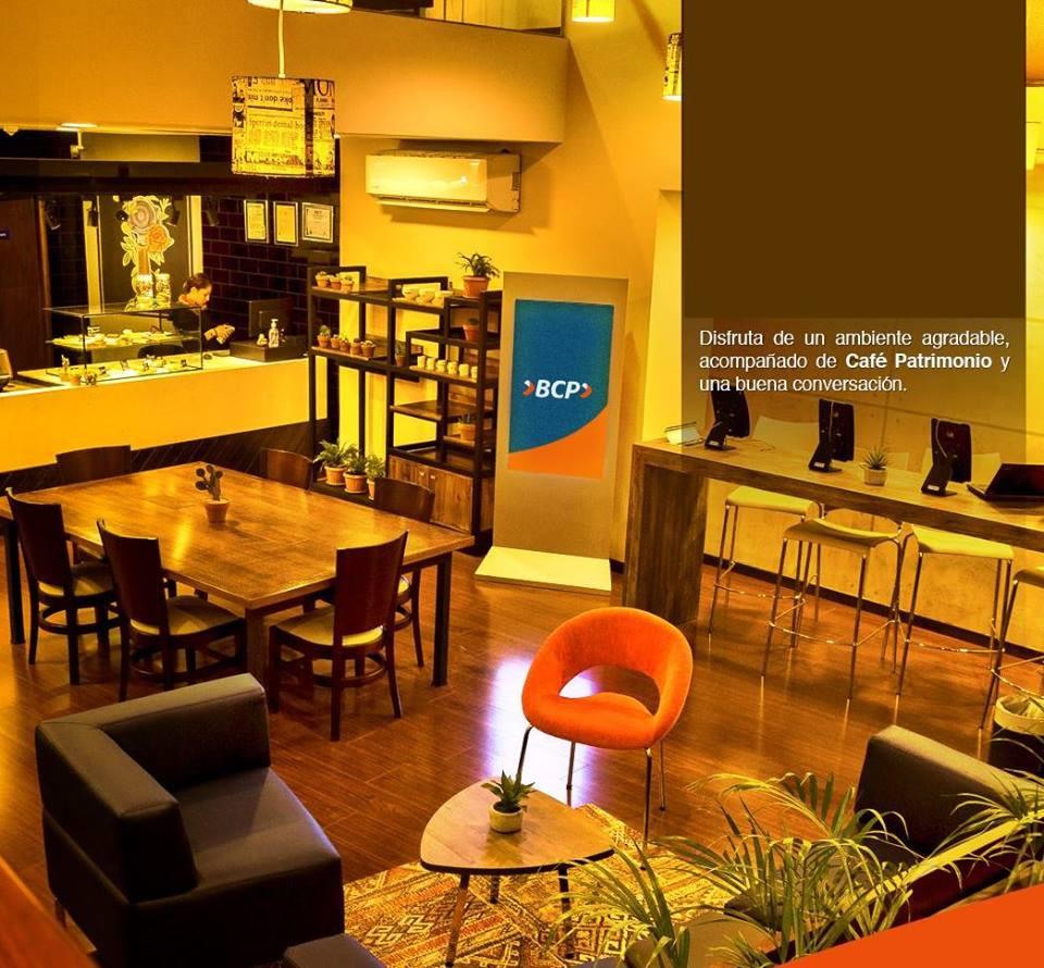 café bcp - Bolivia: Banco BCP prepara el ingreso de su cafetería a Cochabamba