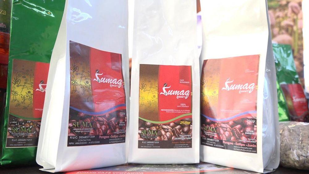café sumaq jockey plaza - Jockey Plaza presenta feria de productos orgánicos y saludables