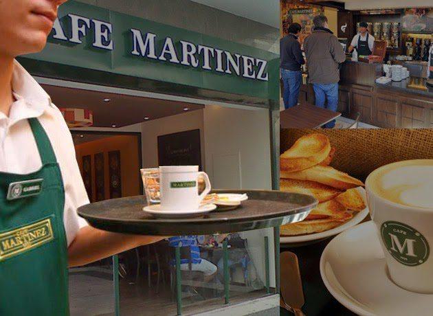 cafe martinez - Café Martínez aterriza en Bolivia