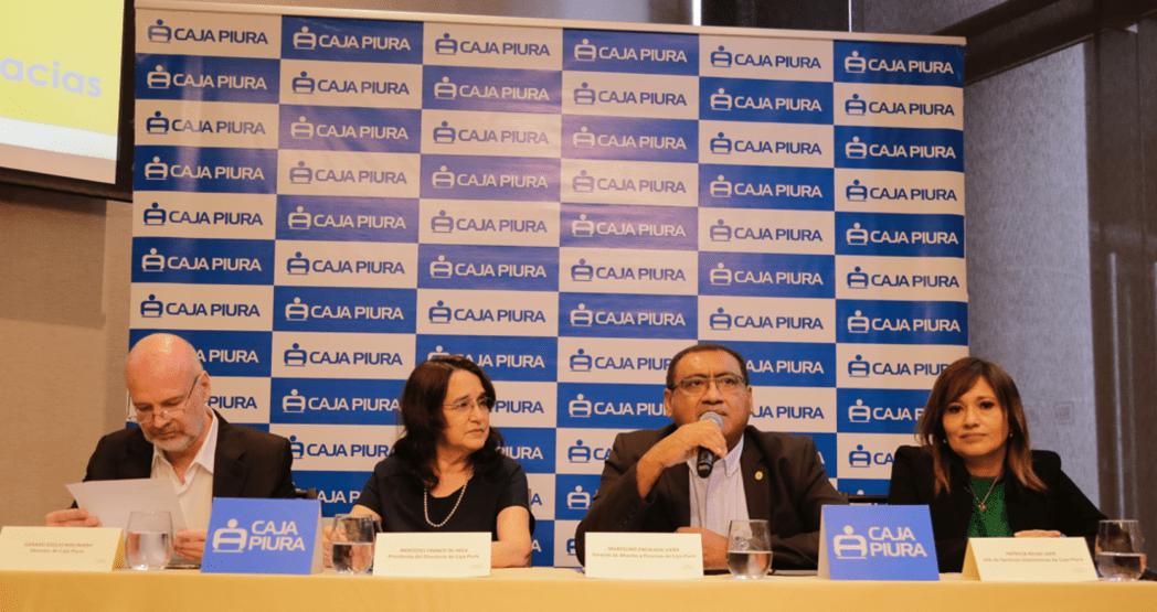 caja piura - Perú: Caja Piura realiza lanzamiento oficial de su aplicativo móvil