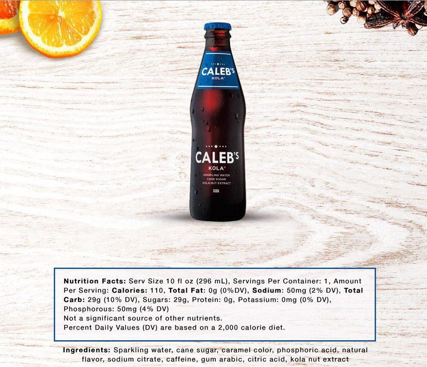 calebs kola - Pepsi busca volver a sus raíces con Caleb´s Kola