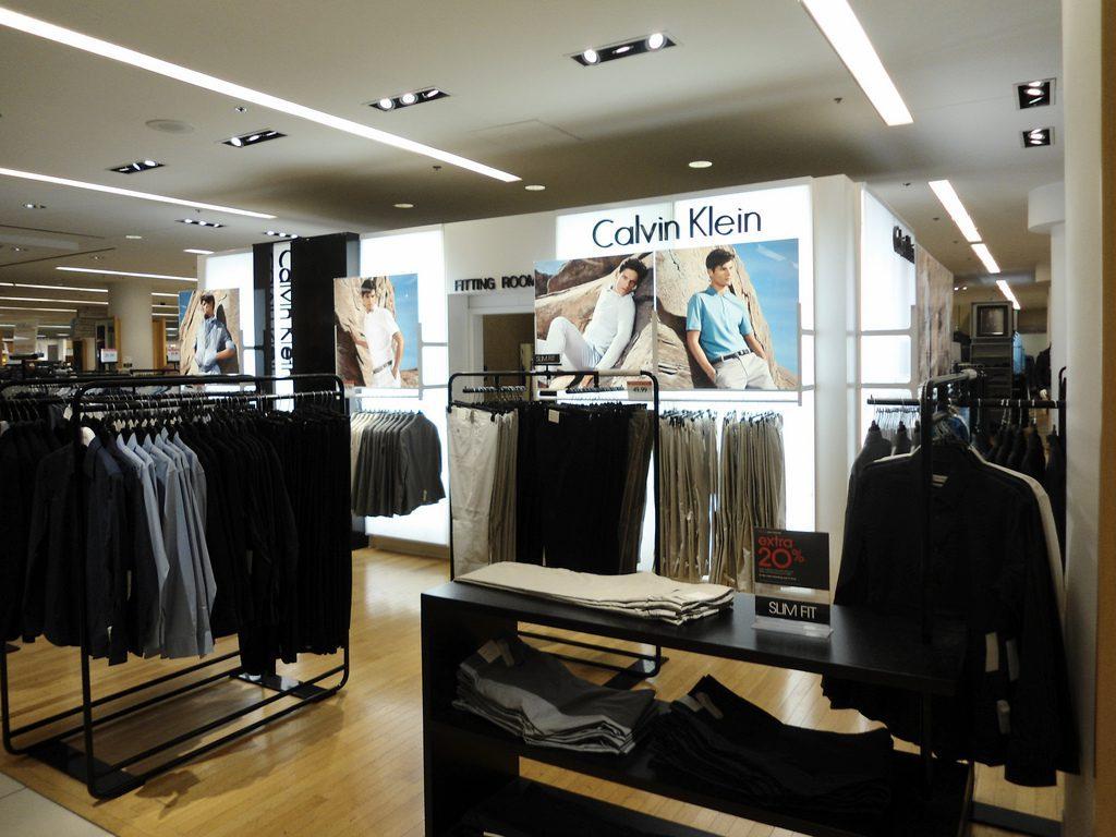 calvin klein 6 - Calvin Klein abre las puertas de una nueva tienda en el mercado español