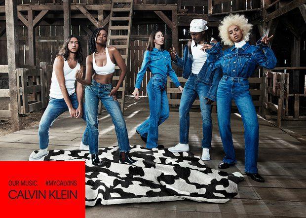 calvin klein jeans - Los nuevos cambios de la marca Calvin Klein